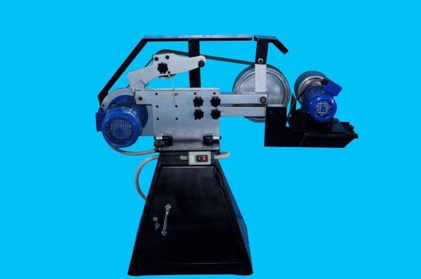 máy đánh bóng ống tròn inox